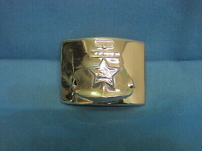Belt Buckle. Military.  Soviet Army and Navy.