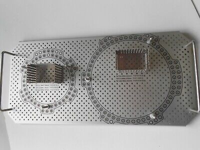 Surgical External Fixator Ring Storage Tray. Tray only. Free UK. P&P