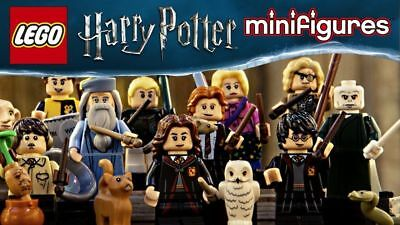 LEGO Genuine Harry Potter Fantastic Beasts Minifigures 71022 -Choose Your Figure