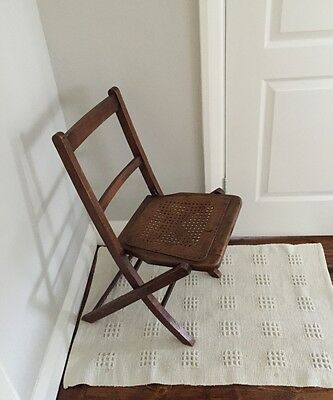 Antique Vintage Occasional Chair Folding Campaign  - Collect Brighton