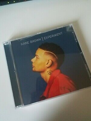 Kane Brown Experiment CD (GREAT CONDITION)