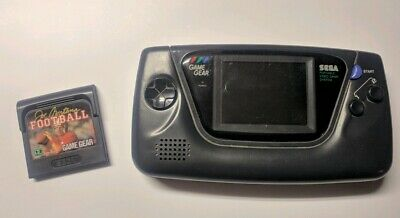 Sega Game Gear Handheld Console For Parts Or Repair With 1 Game