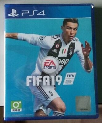 PS4 FIFA 19 game (Standard Edition)