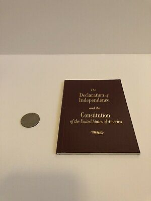 Pocket Declaration of Independence and Constitution of the United States