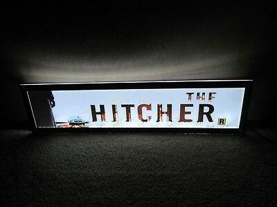 *** THE HITCHER [2006] *** D/S 5x25 [LARGE] MOVIE THEATER POSTER [MYLAR] ***