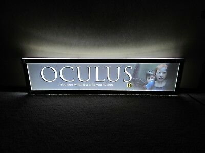 *** OCULUS [2014] *** D/S 5x25 [LARGE] MOVIE THEATER POSTER [MYLAR] ***