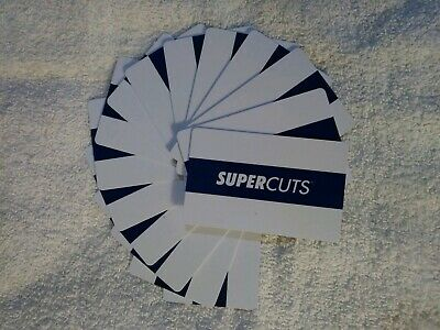 Supercuts Gift Cards $30 Worth