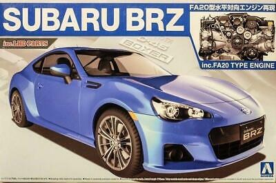 Subaru BRZ & FA20 Type Engine	007617 AOSHIMA 1:24 Plastic kit New