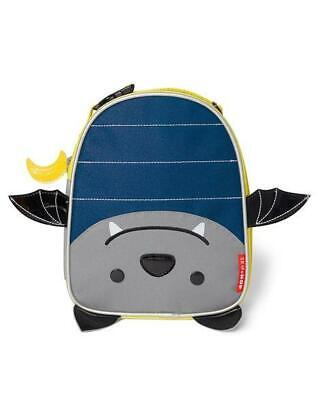 Skip Hop Zoo Lunchie Insulated Kids Lunch Bag - Bailey Bat