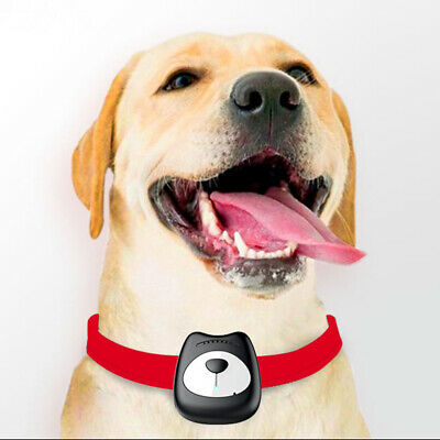 Collar Safety Fence Alarm Tracking GPS Tracker Waterproof Pet Remote Call  APP