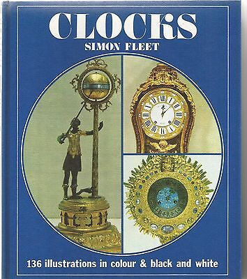 Clocks  Book By Simon Fleet An Ideal Present