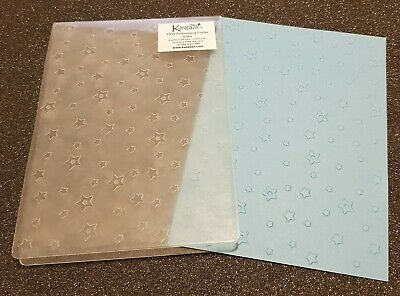 Kaszazz 'STARS' Embossing Folder