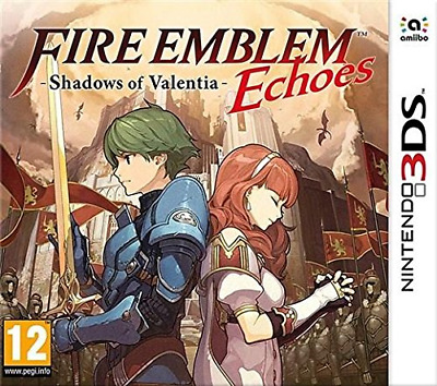 Fire Emblem Echoes: Shadows of Valentia (NINTENDO 3DS VIDEO GAME) *NEW/SEALED*