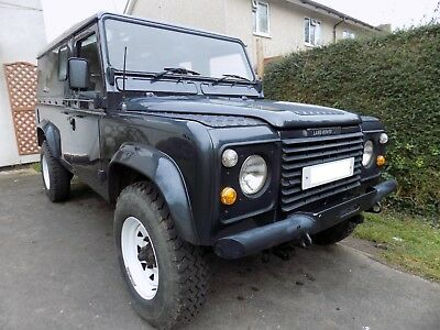 Land rover 110 automatic 300tdi defender