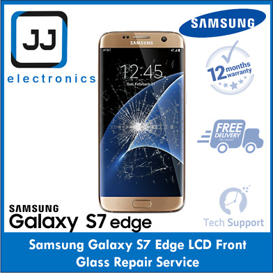 SAMSUNG GALAXY S7 Edge Home Button Replacement - 24 HOUR