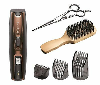Remington Beard Kit Electric Trimmer Comb Scissors Mens Grooming Accessories New