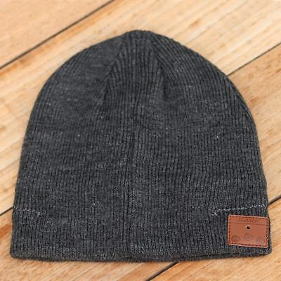 Bluetooth 5.0 Wireless Bluetooth Beanie with Detachable HD Stereo Speakers & Mic