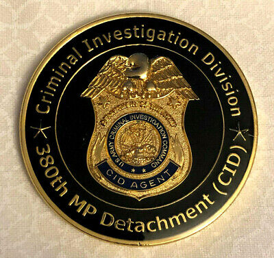US ARMY CRIMINAL Investigation Command CID Afghanistan MP