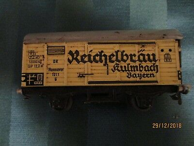 Schuco Patent Varianto-Bus 3044 Made in Western Germany Vintage Toys Blechspielzeug