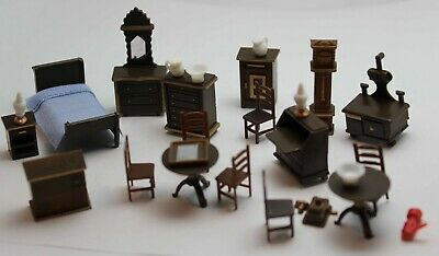 dollhouse miniature IM65327 1//12 scale plastic Six Bottles of Wine
