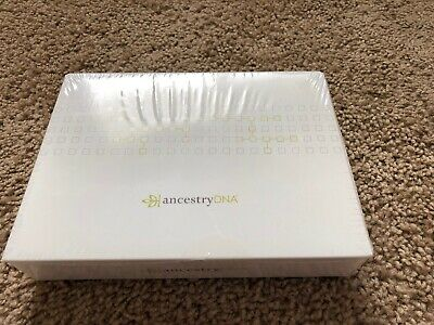 Ancestry DNA, Genetic Testing - DNA Test Kit, Original - NEW UNOPENED