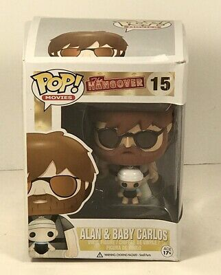 Funko Pop The Hangover Alan And Baby Carlos 20700 Picclick