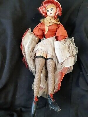 Creepy Doll Can Can Dancer