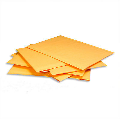 "#CD 7.25x8 KRAFT BUBBLE MAILERS PADDED ENVELOPES SEAL MAILING 7.25"" x 7"" 10-3000"