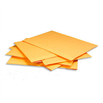 """#0 6x10 KRAFT BUBBLE MAILERS PADDED ENVELOPES SELF SEAL MAILING 6"""" x 9"""" 10-3000"""