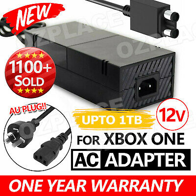 AC Adapter Charger Cable Mains Power Supply Brick for Microsoft XBOX ONE Console