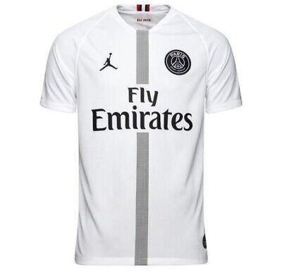 65b1478efcf9 Paris Saint Germain 2018-2019 Authentic Third Jersey Nike Jordan VaporKnit M