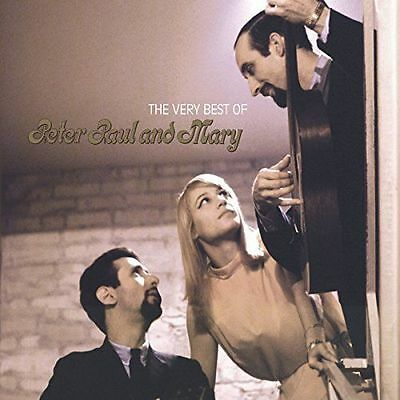 Peter,Paul and Mary The Very Best of Remastered CD NEW