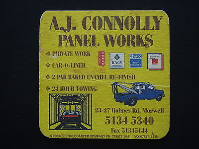 A.j. Connolly Panel Works 23-27 Holmes Rd Morwell 51345340 Coaster