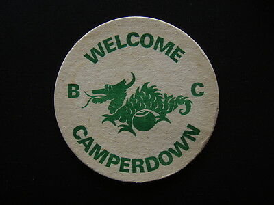 Camperdown Bc Bowling Club Coaster