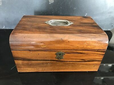 Rosewood Jewels And Such Box