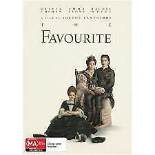 The Favourite (Dvd,2019)
