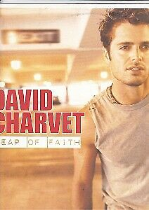 David Charvet - Leap Of Faith (Vinyl)