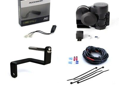 BMW R1250GS and 1250 Adventure - Denali Complete Sound Bomb (120dB) Horn Kit