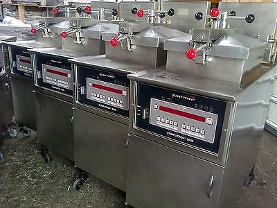 Henny Penny - 8000E ELECTRIC Chicken Pressure Fryer
