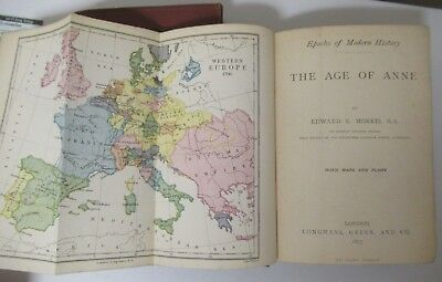 Epochs of Modern History, 2 Books includes The French Revolution and Age of Anne