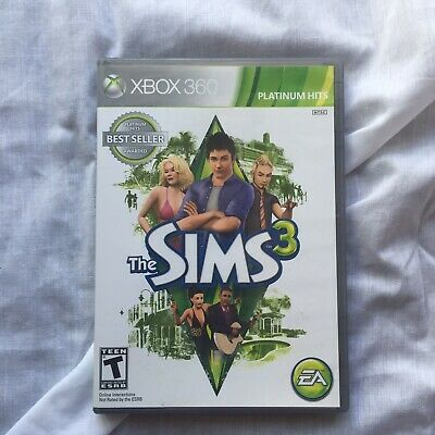 The Sims 3 - Xbox 360 Game