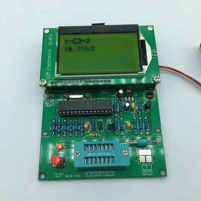 GM328 M328 transistor tester/ ESR table / LCR / frequency meter / PWM ST