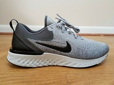 1bc22505278fd Nike Odyssey React Wolf Grey Black (AO9819-003) Running Shoes Men s Size 9.5