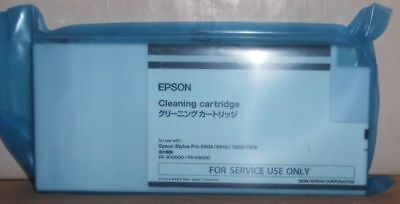 Epson Cleaning Cartridge Stylus Pro 7910 7900 9900 9910 PX-H10000 HB000  2016
