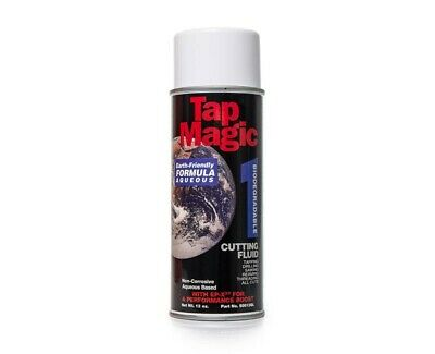 Tap Magic® Aqueous Formula Cutting Fluid, 12 oz aerosol