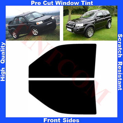 PreCut Window Film for Land Rover Discovery 99-04 Front Doors any Tint Shade