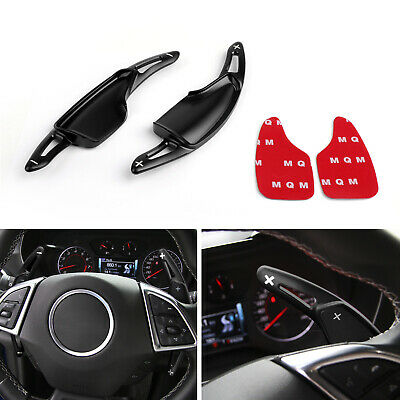 Steering Wheel Shift Paddle Shifter Extension For Chevrolet Camaro 16-17 BK BS2
