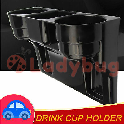 Car Seat Drink Cup Holder Valet Travel Coffee Bottle Stand Food