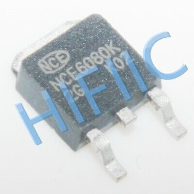 5PC NCE Xinjie MOS tube NCE80H11D 80V 110A TO-263