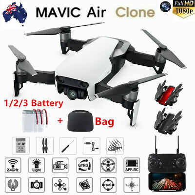 1080P RC Drone With HD 5MP Camera 2.4G RC Quadcopter Altitude Hold Headless Mode